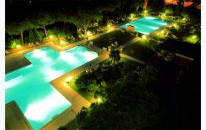 piscine Hotel Terme Imperial Montegrotto Terme