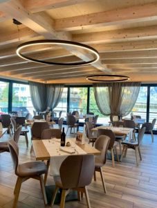 Veranda ristorante da pino